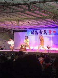 輪島市民祭り花火大会