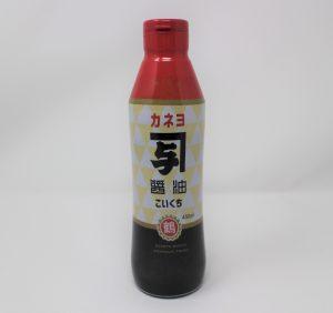 カネヨ醤油 こいくち(鶴) 密封ボトル入り